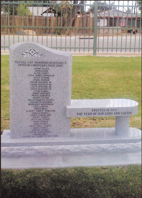 Riverside-African-American-Monument