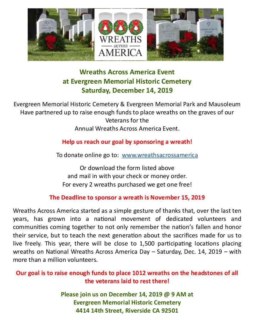 wreathes across america